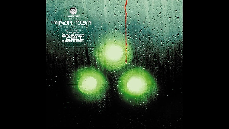 Amon Tobin - Soundtrack To Splinter Cell: Chaos Theory - UNCUT COMPLETE (2005) | HD, RARE