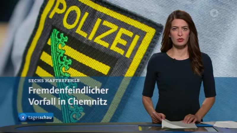 Gewalt und Fremdenfeindlichkeit in Chemnitz Mehrere Festnahmen und Schnellgerichte 15 09 2018