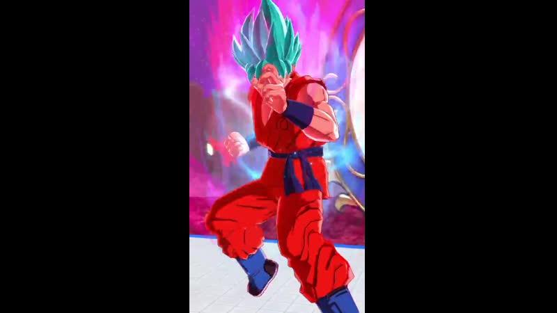 Super Saiyan God SS Goku Is Coming