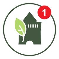 Логотип Нижний Новгород - экологическая столица