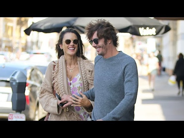 Alessandra Ambrosio Is Loving Life With Her New Man Nicolo Oddi