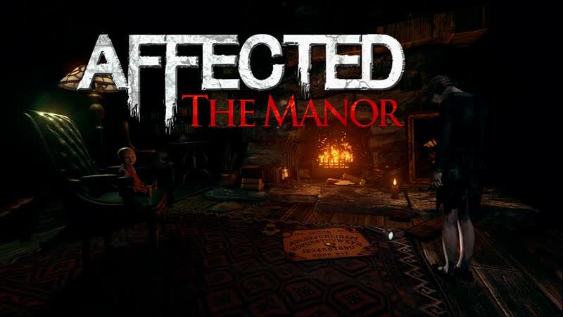 Oculus Quest AFFECTED The Manor Жуткий хоррор VR GAMECLUB Хабаровск