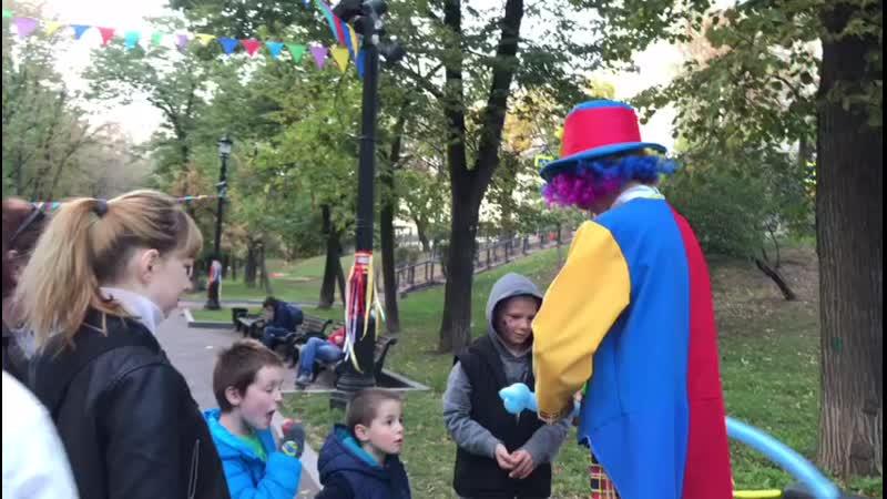 Фестиваль 100лет Гос Цирку