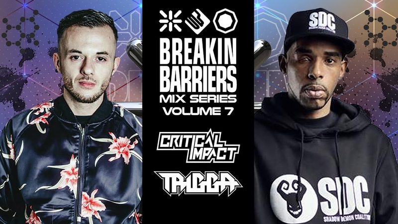 BreakinBarriers Vol 7 - Critical Impact MC Trigga