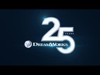 Dreamworks animation 25th anniversary reel