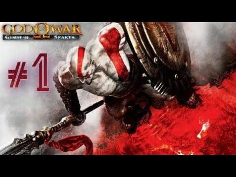 Прохождение God of war ghost of sparta часть 1 Атлантида