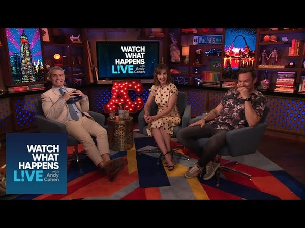 After Show Did Brian Austin Green Tori Spelling Hookup IRL WWHL
