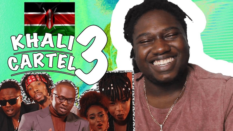 KHALI CARTEL 3 (OFFICIAL VIDEO) ft Bey T, Breeder Lw, Silverstone Barz, Rekles, Chiwawa (REACTION)