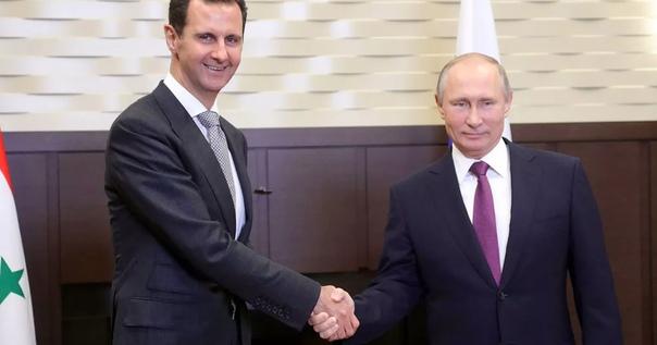 Почему Путин поддерживает Асада