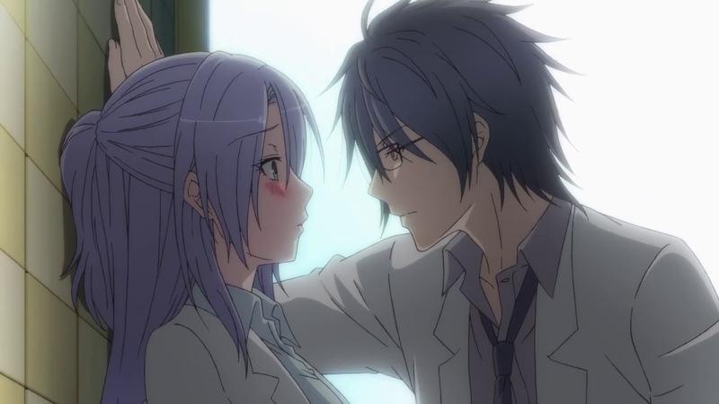 Rikei ga Koi ni Ochita no de Shoumei shitemita / Наука влюблена и мы докажем это трейлер