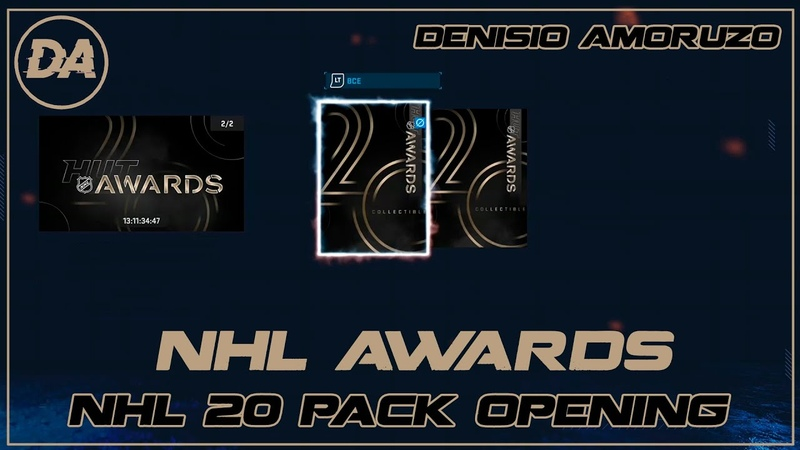 №70 NHL 20 HUT Pack Opening (250 000 )