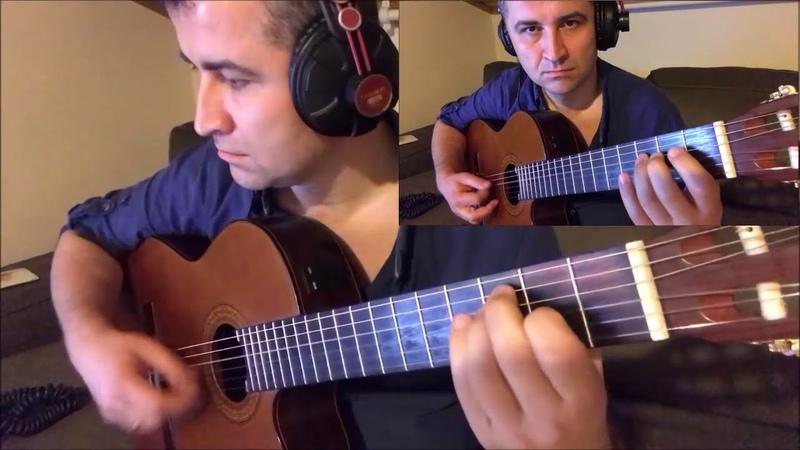 Akdeniz Akşamları-Mediterranean Night -Akor-Melodi-Erdal Oral Gitar Dersleri