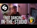 EXPLAINING NOT DANCING IN THE STUDIO Mr Belt Wezol