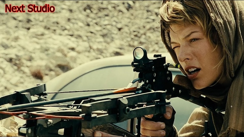 Resident Evil 3: Extintion - Full Movie Hindi Dubbed HD | Action Film
