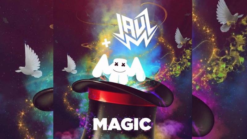 Jauz Marshmello Magic Original Mix 1440p HD