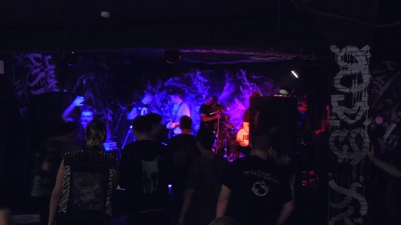 KABAN Мегаханыга Mosh пока не умрёшь feat Митяй 15 09 2019 Ханыга гиг 2 Syndrome bar