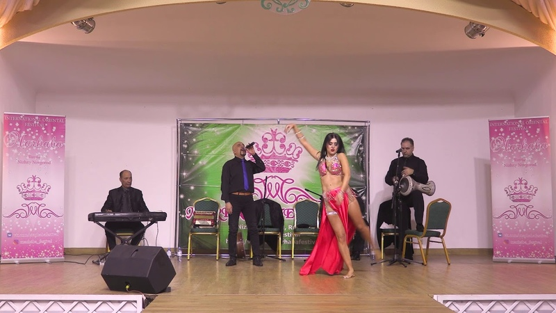 Istomina Olesya Hayarty elby maak at the MARHABA festival in Nizniy Novgorod 2020