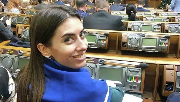 Депутат Рады оконфузилась из-за бабушки