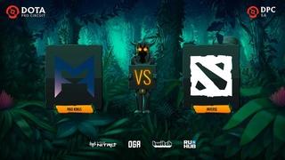Mad Kings vs Inverse, Dota Pro Circuit 2021: S1 - SA, bo3, game 2 [Lex & GGS]