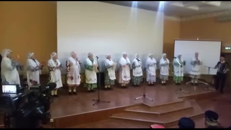 Түке мәдәният йорты Серле сандык фольклор коллективы