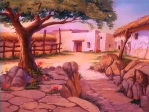 Jésus raconté aux enfants (Bible en dessin animé)