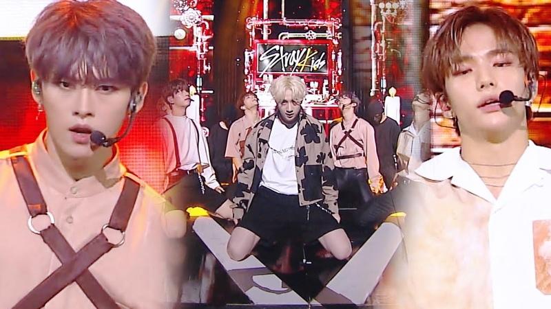 Stray Kids Side Effectsㅣ스트레이 키즈 부작용 SBS Inkigayo Ep 1009