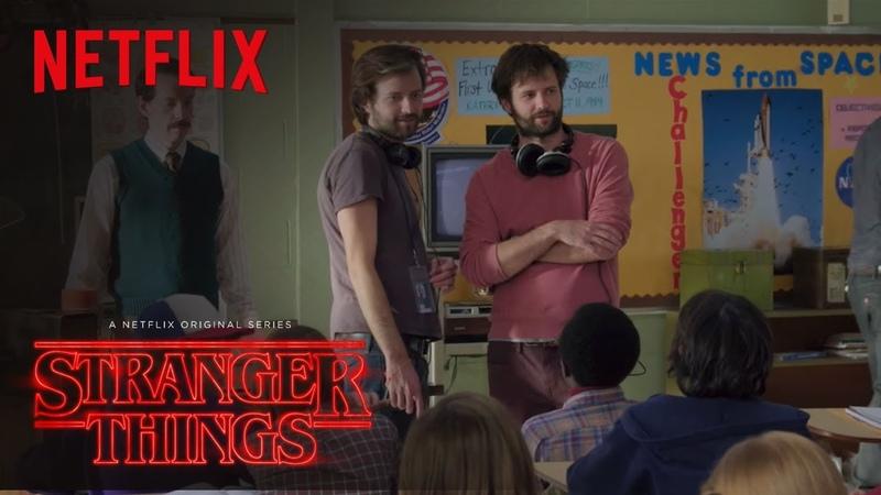 Stranger Things Spotlight The Duffer Brothers Netflix
