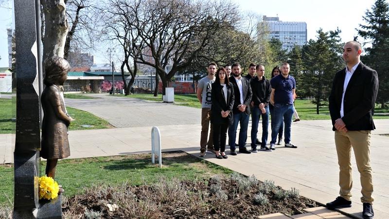 Omladina SNP Srbija pamti nedužnu decu koja su stradala pod NATO bombama