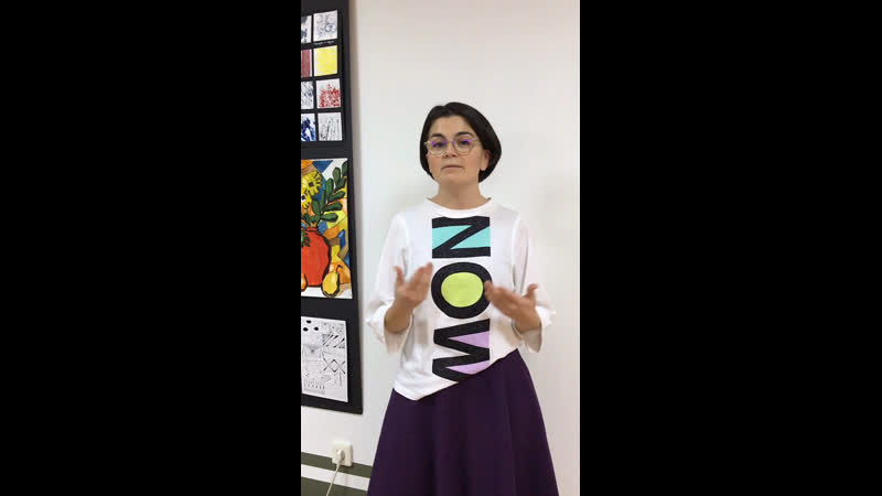 Впечатления от учебы в Школе дизайна DH от Дины Сайфуллиной