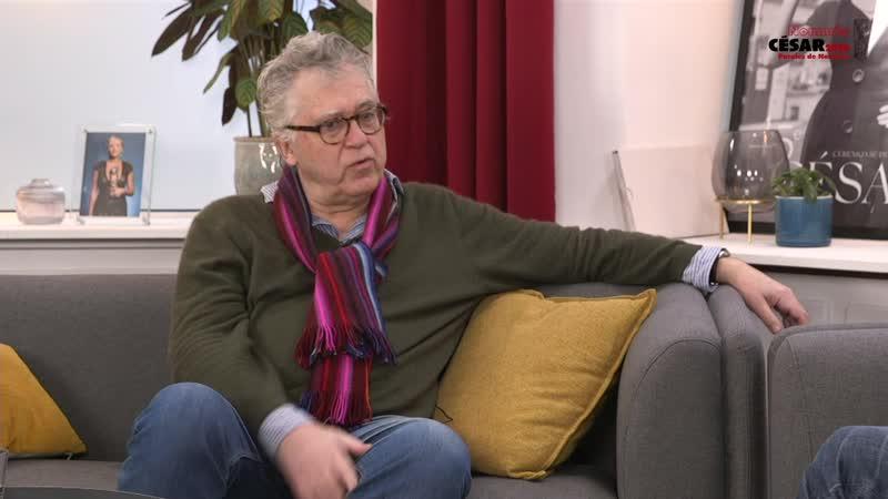 Hervé de Luze Nommé pour le César 2020 du Meilleur Montage pour J'Accuse