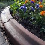 """""""Артборд"""" декоративный бордюр из монолитного бетона для ваших участков, клумб и цветников"""