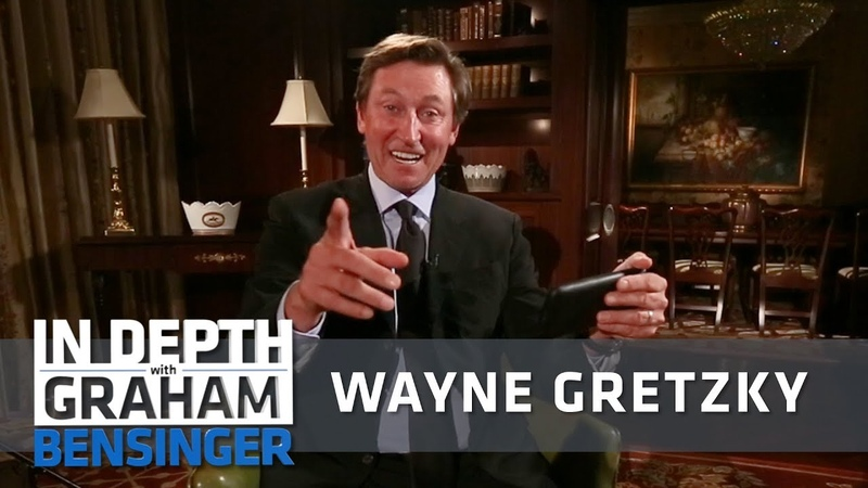 Wayne Gretzky to Alex Ovechkin Win the Cup first