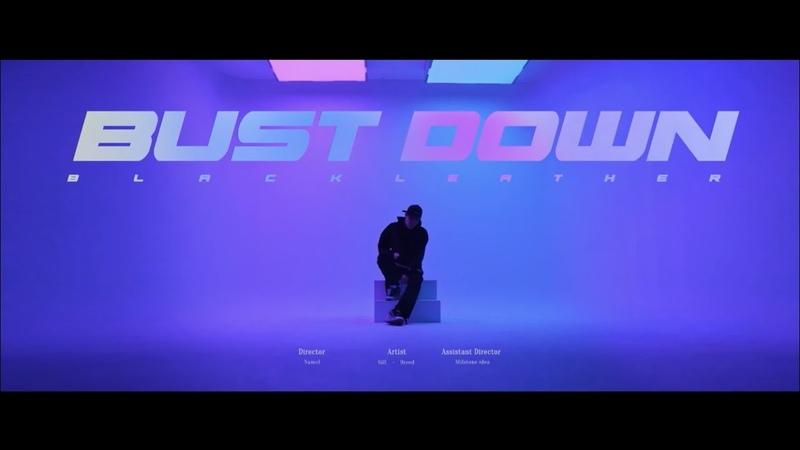 BUST DOWN - 검정가죽(G.JAY) (OFFICIAL MV) (KPOP, KHIPHOP) (ENG/KOR SUB)