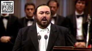 帕瓦罗蒂在北京的第一次珍贵演唱会 / Pavarotti 1986 in China