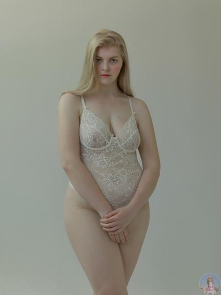 Красота и разнообразие женских тел в фотопроекте Эвелины Бенчиковой