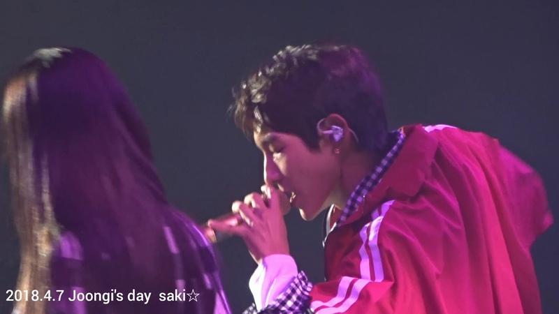 2018 4 7 Joongi's Day 「NOW Thank You」이준기 leejoongi イジュンギ