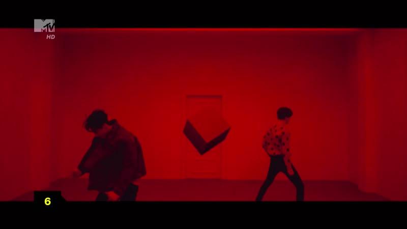 Jus2 — Focus On Me (MTV Россия HD) K-POP MTChart. 6 место
