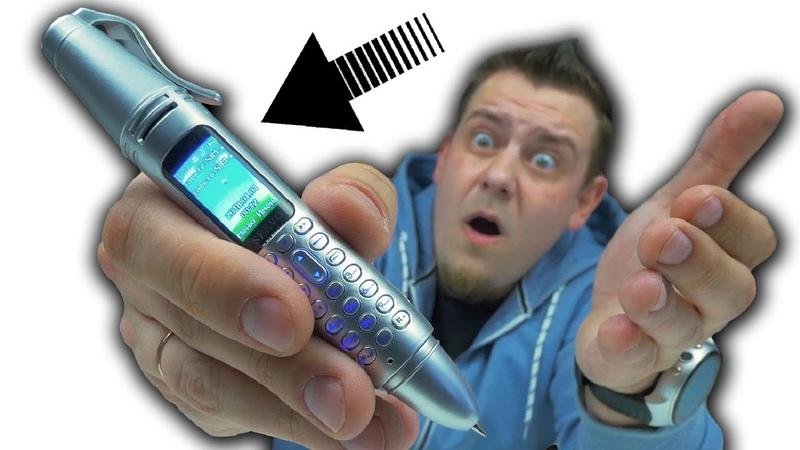 Телефон Ручка с Камерой с Алиэкспресс! SERVO K07!