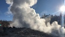 Steamboat Geyser Timelapse Yellowstone National Park