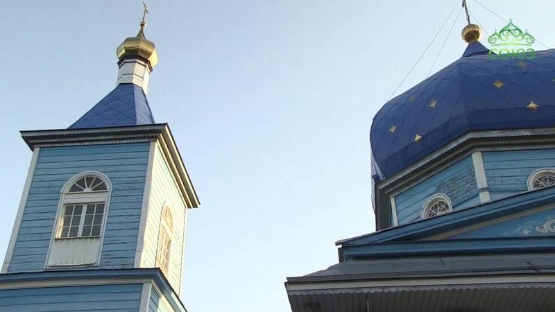 По святым местам. От 13 сентября. Покровский храм Черкесска