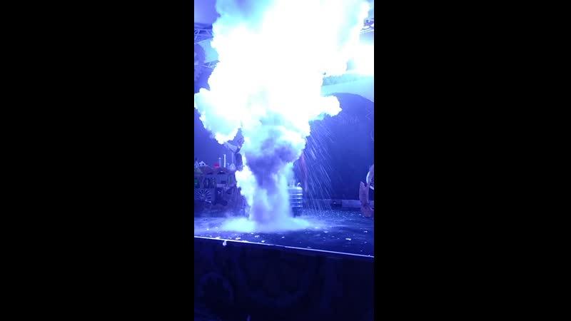Азотный взрыв