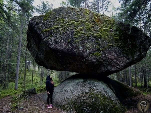 6 каменных чудес Финляндии