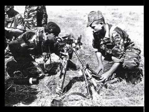 2°RPIMa Cinquantenaire des combats de Bizerte avec générique