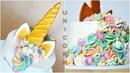 ТОРТ - Единорог ☆ Радужный CandyBar ☆ Unicorn Cake