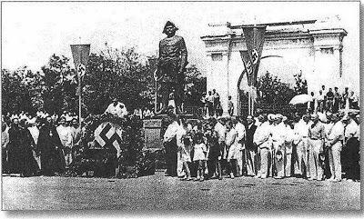 В последнее время много было постов с фотографиями исторического Таганрога, но вниманием был обойден период Великой Отечественной войны и конкретно фашистской оккупации Таганрога.