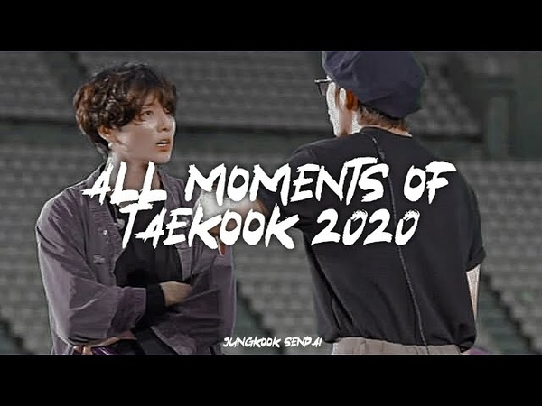 TAEKOOK 2020 ALL MOMENTS COMPILATION vkook