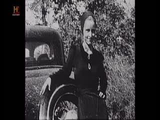 Love and Death-The Story of Bonnie and Clyde