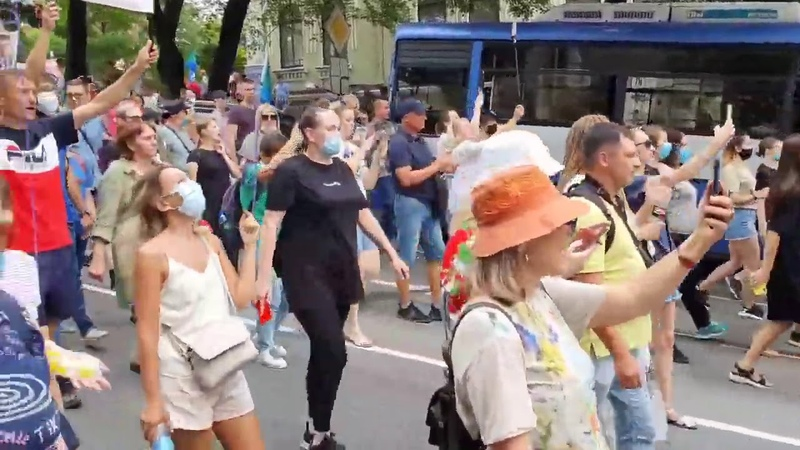 Пси террор Включение эфирных технологий имплантов для массового протеста Люди не виноваты