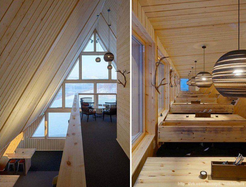 Ресторан «Björk» от Murman Arkitekter;