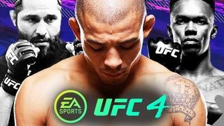EA SPORTS UFC 4 : A PRIMEIRA MEIA HORA